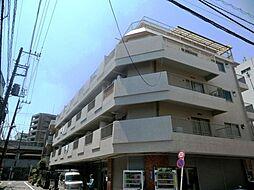 東京都北区田端新町1丁目の賃貸マンションの外観