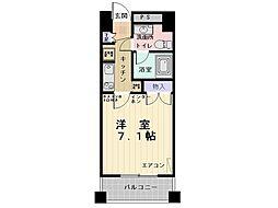 プレミール町田[2階]の間取り