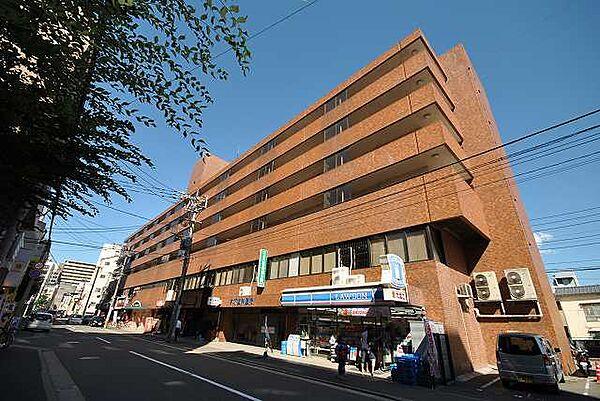 クラブ博多ビル[3階]の外観