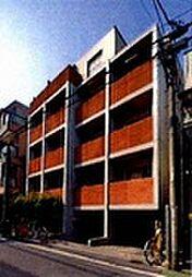 パレ・ホームズ幡ヶ谷[4階]の外観