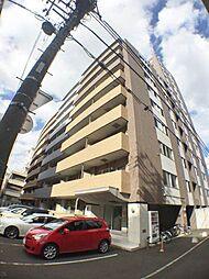 北海道札幌市中央区南十一条西1丁目の賃貸マンションの外観