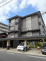 京都府京都市上京区上御霊前町の賃貸マンションの外観