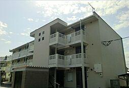 東京都国立市泉1丁目の賃貸マンションの外観