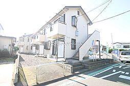 神奈川県相模原市南区若松3丁目の賃貸アパートの外観