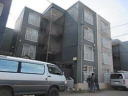 リバストーリーC棟[202号室]の外観