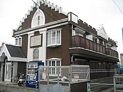 ステラハウス11[3階]の外観