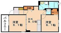 ハイアットスペース[1階]の間取り