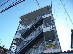 スリーハイム志村[3階]の外観