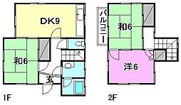 衣山駅 6.0万円
