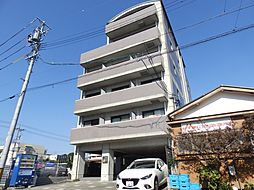 三重県津市西丸之内の賃貸マンションの外観
