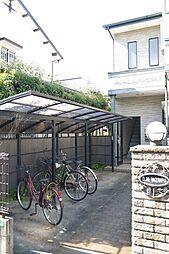 福岡県太宰府市宰府1丁目の賃貸アパートの外観