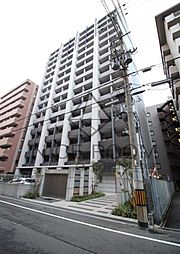 プラウドフラット新大阪[13階]の外観