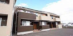 香川県さぬき市昭和の賃貸アパートの外観