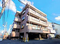 埼玉県狭山市入間川2丁目の賃貸マンションの外観