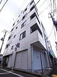 東京都杉並区松ノ木3丁目の賃貸マンションの外観