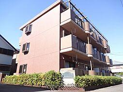 神奈川県相模原市南区東大沼1丁目の賃貸マンションの外観