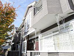 山梨県甲府市緑が丘1丁目の賃貸アパートの外観