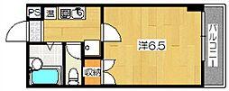 セブンハイム[5階]の間取り