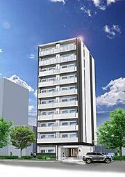 エントピア桜山[6階]の外観