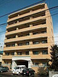 山鼻ハイム[5階]の外観