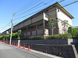 千葉県千葉市若葉区みつわ台1丁目の賃貸アパートの外観