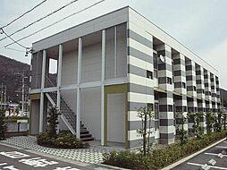 レオパレスHayashi[1階]の外観