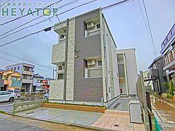 愛知県名古屋市南区中江2の賃貸アパートの外観