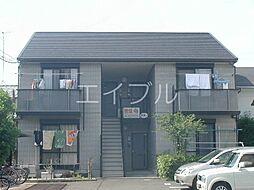 シャーメゾン赤石[2階]の外観