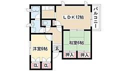 【敷金礼金0円!】トルースヒルズITM K棟