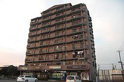 栃木県栃木市片柳町1丁目の賃貸マンションの外観