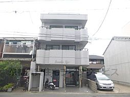 グランディール東寺[2階]の外観