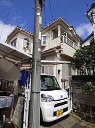[一戸建] 千葉県市川市東菅野5丁目 の賃貸【/】の外観