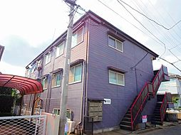 椿ハウス[2階]の外観