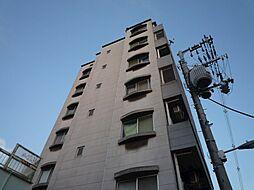 クイーンズコート[4階]の外観
