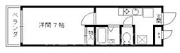 第一大宮ハイツ[306号室号室]の間取り