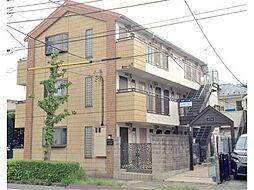 ランドフォレスト東豊田[1階]の外観