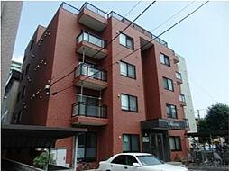 北海道札幌市東区北八条東3丁目の賃貸マンションの外観
