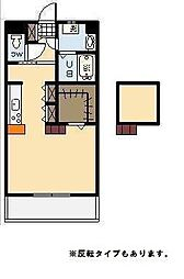 (仮称)大工3丁目マンション[1階]の間取り