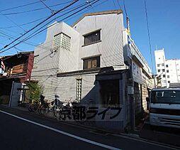京都府京都市中京区下瓦町の賃貸マンションの外観