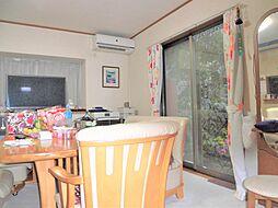 投資物件 中古戸建川口市新井宿 オーナーチェンジ物件 4LDKの居間
