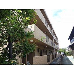 静岡県浜松市中区茄子町の賃貸マンションの外観