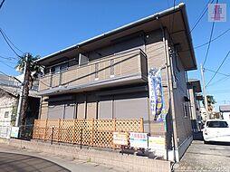 [テラスハウス] 神奈川県大和市上草柳5丁目 の賃貸【神奈川県 / 大和市】の外観