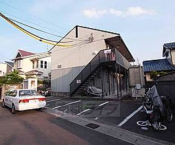 京都府宇治市大久保町久保の賃貸アパートの外観