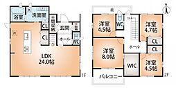 ウッディタウン中央駅 3,380万円