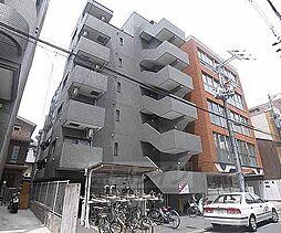 京都府京都市中京区高倉通押小路下ル柊町の賃貸マンションの外観