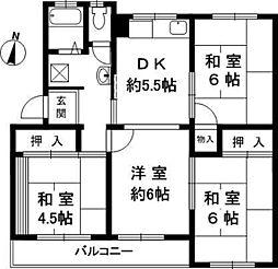 須磨駅 4.5万円