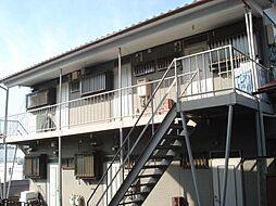 磯貝アパート[102号室]の外観