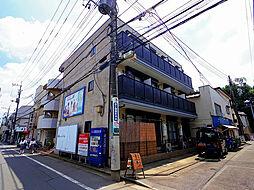 東京都小平市たかの台の賃貸マンションの外観