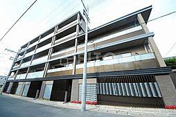 プラウド京都白川通[2階]の外観