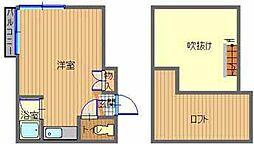 西浦上駅 2.2万円